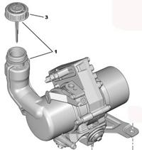 Hidrolik  Direksiyon  Pompası