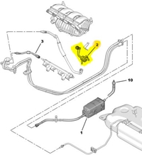 V759514680 ORJINAL Turbo Valfi