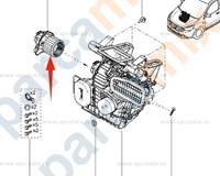 272103931R ORJINAL Kalorifer Motoru