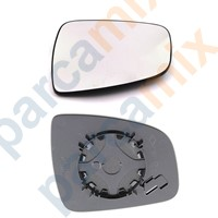 1119022 GVA Kapı Ayna Camı Sol MANUEL