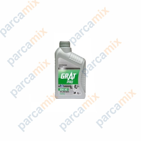 GRT610401 GRAT 10W-40 1lt Yağ