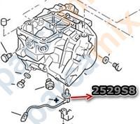 2529S8 ORJINAL Kilometre Sensoru