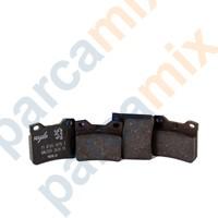 MGA55166 MGA Arka Disk Fren Balatası