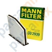 CU2939 MANN Polen Filtresi