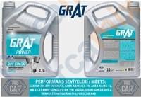 GRT6053032P GRAT 5W-30 Yağ 3.2 Lt Partiküllü