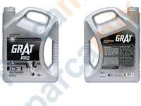 GRT605305 GRAT 5W-30 Yağ 5 lik partikülsüz