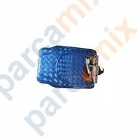 METALPASPAS3 CEY Paspas metal mavi