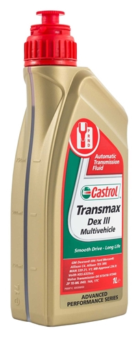 DEX3 CASTROL Otomatik Şanzıman Yağı