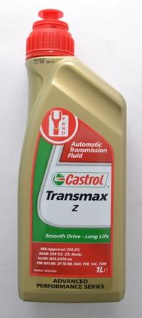 Z001L CASTROL Otomatik Şanzıman Yağı